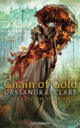 Cassandra Clare: Chain of Gold