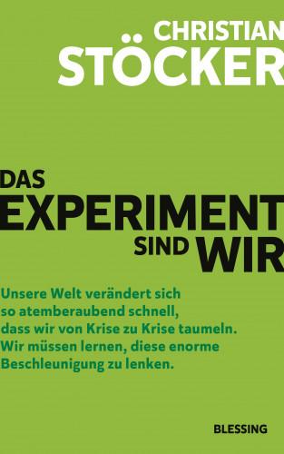 Christian Stöcker: Das Experiment sind wir