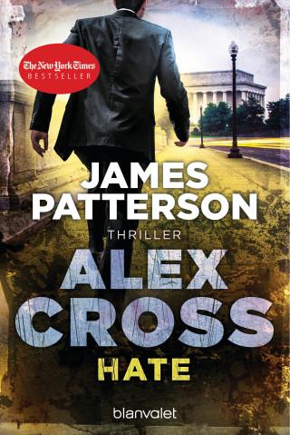 James Patterson: Hate - Alex Cross 24