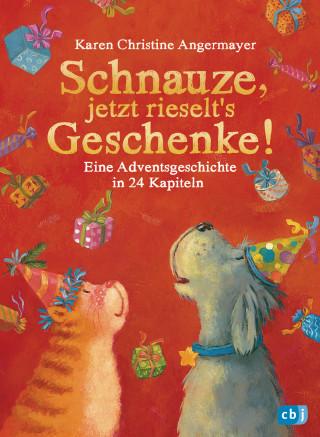 Karen Christine Angermayer: Schnauze, jetzt rieselt's Geschenke