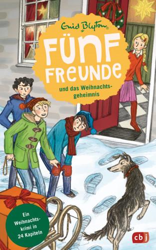 Enid Blyton: Fünf Freunde und das Weihnachtsgeheimnis