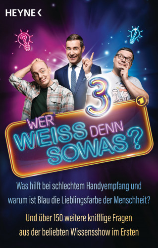Heyne Verlag: Wer weiß denn sowas? 3