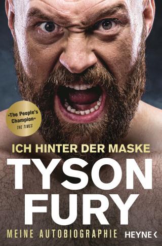Tyson Fury: Ich hinter der Maske