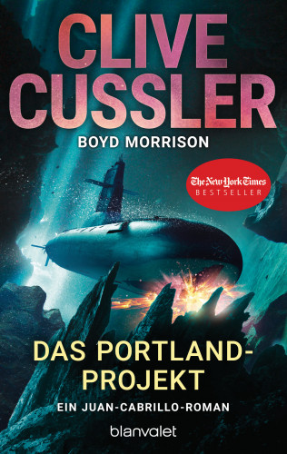 Clive Cussler, Boyd Morrison: Das Portland-Projekt