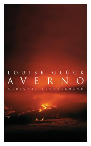 Louise Glück: Averno