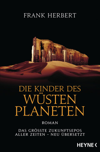 Frank Herbert: Die Kinder des Wüstenplaneten