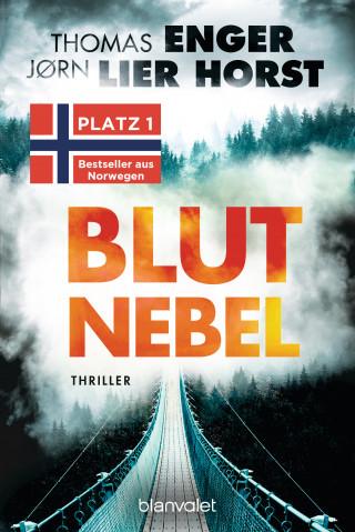 Thomas Enger, Jørn Lier Horst: Blutnebel