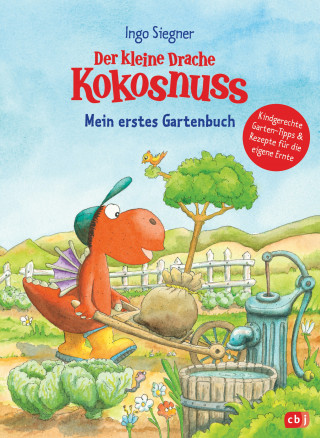 Ingo Siegner: Der kleine Drache Kokosnuss - Mein erstes Gartenbuch