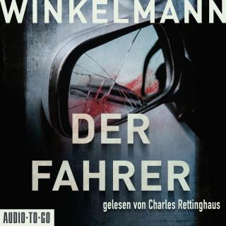 Andreas Winkelmann: Der Fahrer - Kerner und Oswald, Band 3 (ungekürzt)