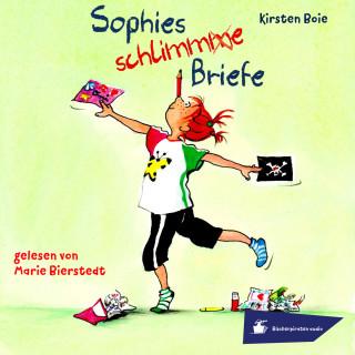 Kirsten Boie: Sophies schlimme Briefe (Ungekürzt)