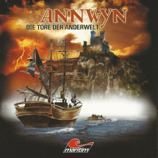 Ascan von Bargen: Annwyn, Folge 1: Die Tore der Anderwelt
