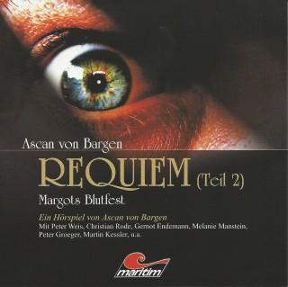 Ascan von Bargen: Requiem, Folge 2: Margots Blutfest