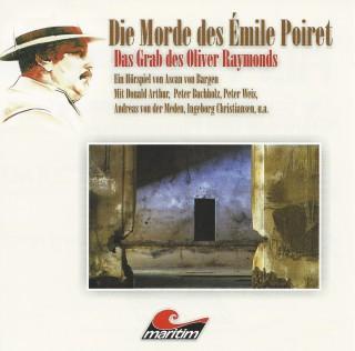 Ascan von Bargen: Die Morde des Émilie Poiret, Folge 4: Das Grab des Oliver Raymonds