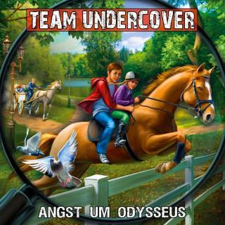Christoph Piasecki, Tatjana Auster: Team Undercover, Folge 10: Angst um Odysseus