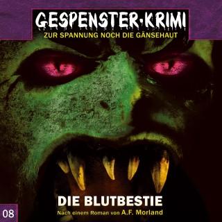 Markus Duschek, A.F. Morland: Gespenster-Krimi, Folge 8: Die Blutbestie