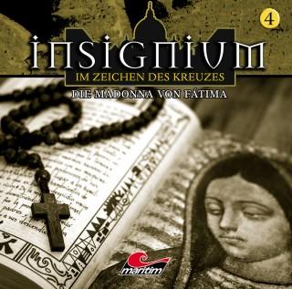 Ascan von Bargen: Insignium - Im Zeichen des Kreuzes, Folge 4: Die Madonna von Fátima