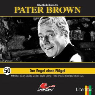 Gilbert Keith Chesterton: Pater Brown, Folge 50: Der Engel ohne Flügel