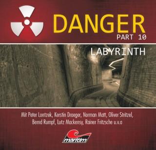 Thomas Tippner: Danger, Part 10: Labyrinth