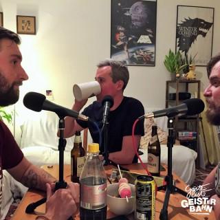 Nilz, Herm, Donnie: Gästeliste Geisterbahn, Folge 7,5: Gästelistchen Geisterbähnchen