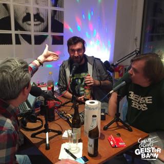 Nilz, Herm, Donnie: Gästeliste Geisterbahn, Folge 9: Halbgefährliches Wissen