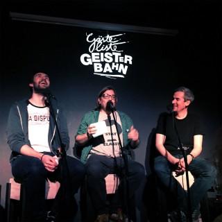 Nilz, Herm, Donnie: Gästeliste Geisterbahn, Folge 17: Live #2