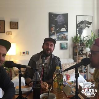Nilz, Herm, Donnie: Gästeliste Geisterbahn, Folge 19,5: Gästelistchen Geisterbähnchen