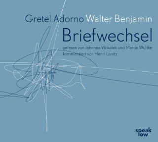 Gretel Adorno, Walter Benjamin: Briefwechsel