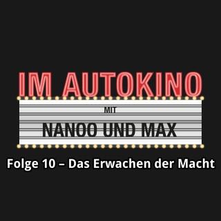 """Max """"Rockstah"""" Nachtsheim, Chris Nanoo: Im Autokino, Folge 10: Star Wars - Das Erwachen der Macht"""