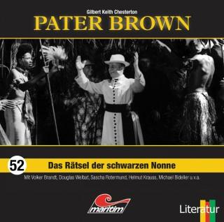 Gilbert Keith Chesterton: Pater Brown, Folge 52: Das Rätsel der schwarzen Nonne