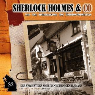 Jonas Maas: Sherlock Holmes & Co, Folge 32: Der Verlust des amerikanischen Gentlemans, Episode 2