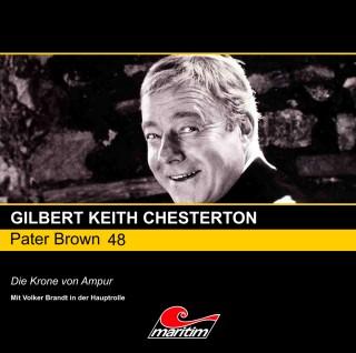 Gilbert Keith Chesterton: Pater Brown, Folge 48: Die Krone von Ampur