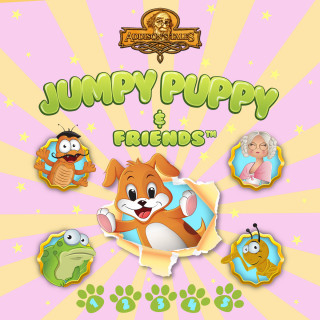 Cornelius Addison: Jumpy Puppy - The First Five Stories