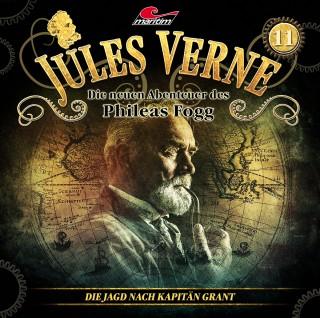 Markus Topf, Dominik Ahrens: Jules Verne, Die neuen Abenteuer des Phileas Fogg, Folge 11: Die Jagd nach Kapitän Grant
