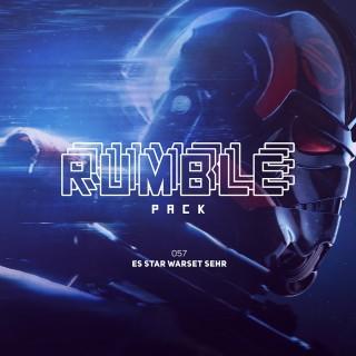 Julian Laschewski, Max Nachtsheim, Tim Hielscher: Rumble Pack - Die Gaming-Sendung, Folge 57: Es Star Warset sehr