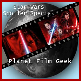 Johannes Schmidt, Colin Langley: Planet Film Geek, Star Wars Spoiler Special