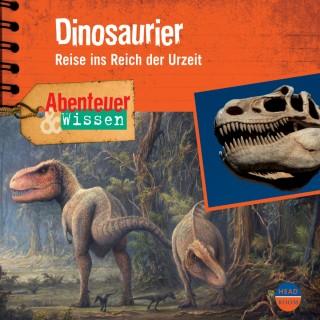 Maja Nielsen: Dinosaurier - Reise ins Reich der Urzeit - Abenteuer & Wissen (Ungekürzt)