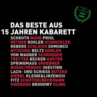 Dieter Nuhr, Richard Rogler, Lisa Fitz, Horst Schroth, Matthias Beltz: Diverse Interpreten, Das Beste aus 15 Jahren Kabarett