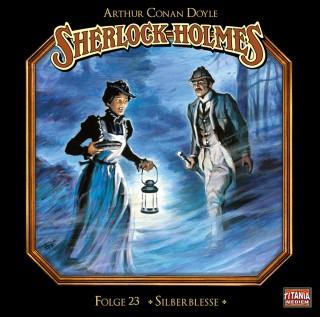 Arthur Conan Doyle: Sherlock Holmes - Die geheimen Fälle des Meisterdetektivs, Folge 23: Silberblesse