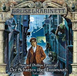 H.P. Lovecraft: Gruselkabinett, Folge 67: Der Schatten über Innsmouth (Teil 2 von 2)