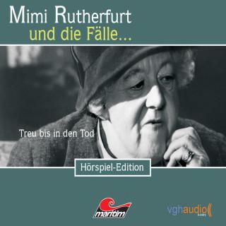 Maureen Butcher: Mimi Rutherfurt, Folge 11: Treu bis in den Tod