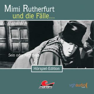 Ben Sachtleben: Mimi Rutherfurt, Folge 14: Sein oder Nichtsein