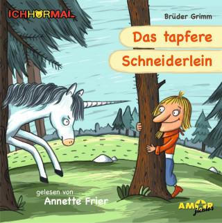 Brüder Grimm: Das tapfere Schneiderlein - Prominente lesen Märchen - IchHörMal