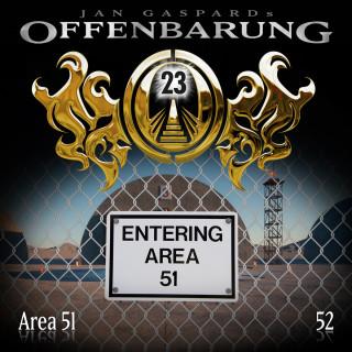 Jan Gaspard: Offenbarung 23, Folge 52: Area 51