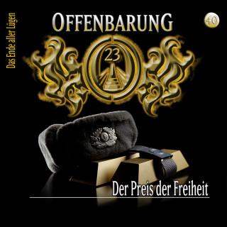 Lars Peter Lueg: Offenbarung 23, Folge 40: Der Preis der Freiheit