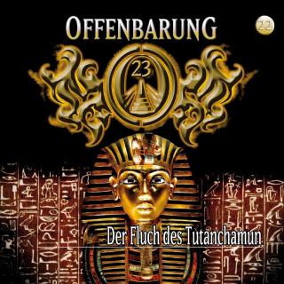 Jan Gaspard: Offenbarung 23, Folge 22: Der Fluch des Tutanchamun