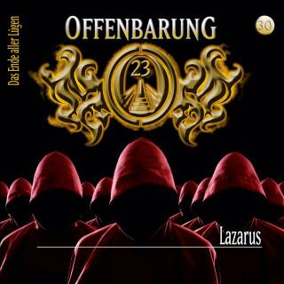 Lars Peter Lueg: Offenbarung 23, Folge 30: Lazarus