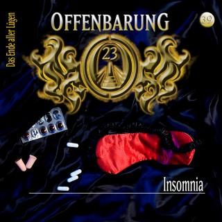 Lars Peter Lueg: Offenbarung 23, Folge 39: Insomnia