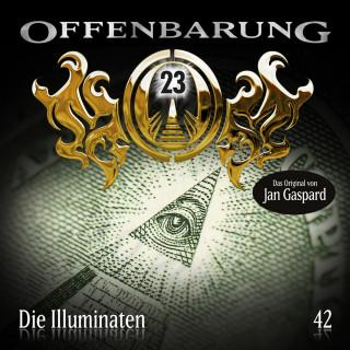 Jan Gaspard: Offenbarung 23, Folge 42: Die Illuminaten