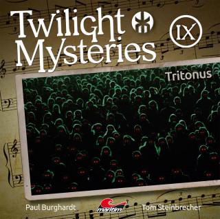 Paul Burghardt, Tom Steinbrecher, Erik Albrodt: Twilight Mysteries, Die neuen Folgen, Folge 9: Tritonus