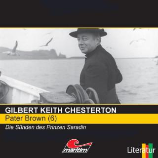Gilbert Keith Chesterton: Pater Brown, Folge 6: Die Sünden des Prinzen Saradin